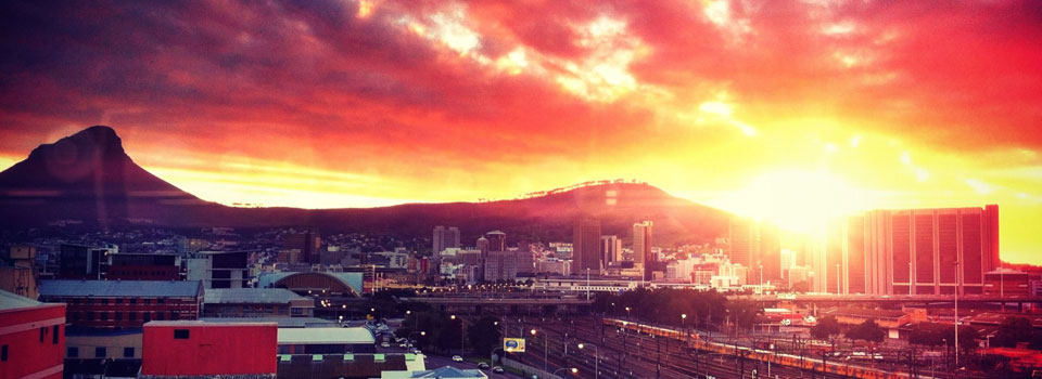 View from our Cape Town office [snapped with an iphone4]